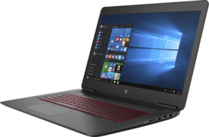 HP Omen 17t Core i7-7700HQ, GeForce GTX 1050, 1080p IPS, 8GB RAM, 1TB HDD