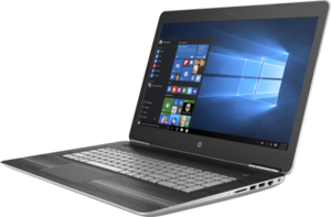 HP Pavilion Power Laptop 17t, Core i5-7300HQ, GeForce GTX 1050, Full HD IPS, 8GB RAM, 1TB HDD