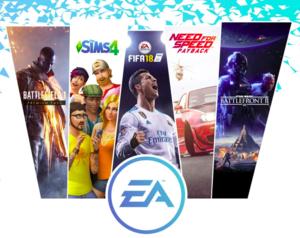 EA Publisher Sale