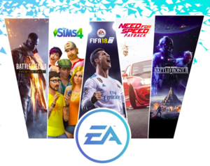 EA Publisher Sale
