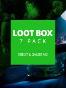 Level 7 Loot Box - 7 Pack (PC Download)