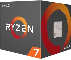 AMD Ryzen 7 1700 8-Core 3.7Ghz Socket AM4 Desktop Processor