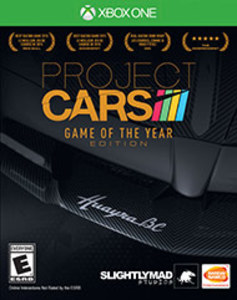 Project CARS: Game of the Year Edition (Xbox One Download)