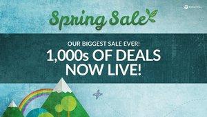 Fanatical Spring Sale