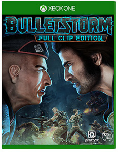 Bulletstorm: Full Clip Edition (Xbox One Download) - Gold Required