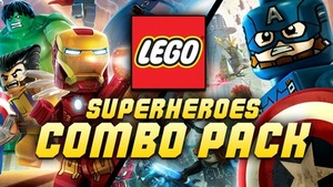 LEGO Superheroes Combo Pack (PC Download)