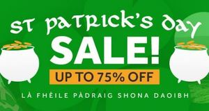 Green Man Gaming St Patrick's Day Sale
