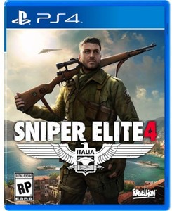 Sniper Elite 4 (PS4 Download)