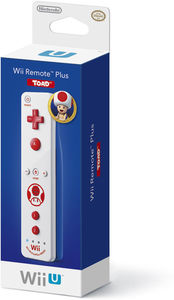 Wii Remote Plus Special Edition: Toad Controller