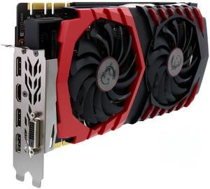 MSI GeForce GTX 1080 DirectX 12 Video Card