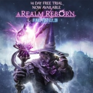 Final Fantasy XIV: A Realm Reborn Free Trial (PS4)