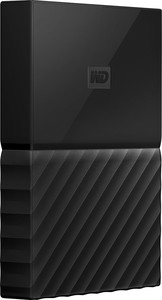 WD My Passport 3TB External Hard Drive WDBYFT0030BBK + $25 Gift Card