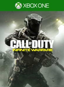 Call of Duty: Infinite Warfare - Launch Edition (Xbox One Download) - Gold Required