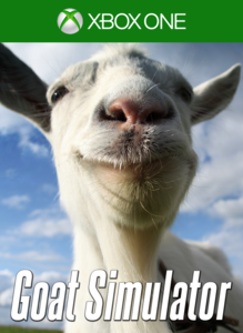 Goat Simulator (Xbox One Download) - Gold Required
