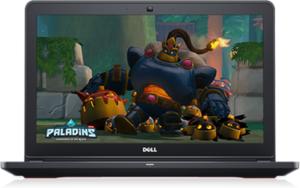 Dell Inspiron 15 5000 Gaming Core i5-7300HQ, GeForce GTX 1050, 1080p, 256GB SSD, 8GB RAM