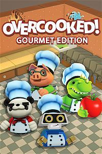 Overcooked: Gourmet Edition (Xbox One Download) - Gold Required