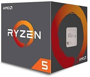 AMD Ryzen 5 1600X Six-Core 3.6GHz Desktop Processor