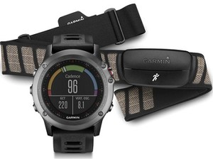 Garmin Fenix 3 Multisport Training GPS Watch
