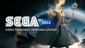 Fanatical SEGA Week Sale