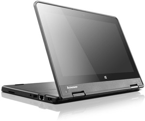 Lenovo Thinkpad Yoga 11e-G2, Core M-5Y10C, 4GB RAM, 128GB SSD, 720p Touch