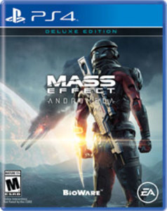 Mass Effect: Andromeda Deluxe Recruit Edition (PS4 Download) - PS Plus Required