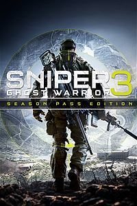Sniper Ghost Warrior 3 Season Pass Edition (Xbox One) - Pre-owned