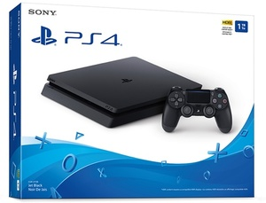 PlayStation 4 Slim 1TB Console (2017)