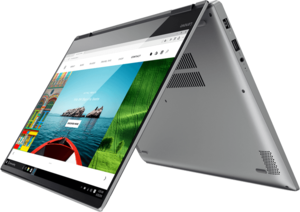 Lenovo Yoga 720 15 80X7001TUS Core i7-7700HQ, 8GB RAM, 256GB SSD, 1080p IPS Touch