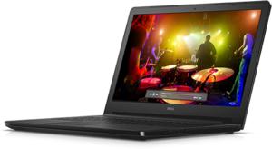 Dell Inspiron 15 5566, Core i5-7200U, 8GB RAM, 256GB SSD