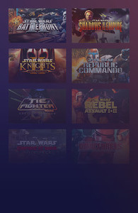 GOG Sale: Everything Star Wars