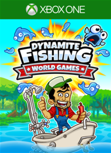 Dynamite Fishing - World Games (Xbox One Download)