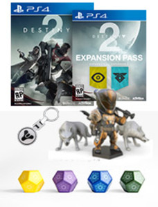 Destiny 2 Collectibles Bundle (PS4)