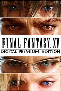 Final Fantasy XV Digital Premium Edition (Xbox One Download)