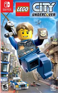 LEGO City Undercover (Nintendo Switch Download)