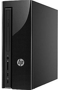 HP Slimline 260-p026 Desktop, Core i3-6100T, 8GB RAM, 1TB HDD (Refurbished)