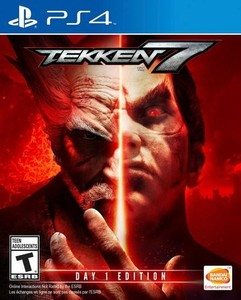 Tekken 7 (PS4 Download) - PS Plus Required