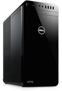 Dell XPS Tower Core i5-7400, GeForce GT 1030, 1TB HDD, 8GB RAM