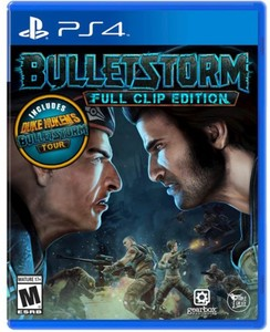 Bulletstorm: Full Clip Edition (PS4 Download)