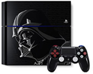 PlayStation 4 500GB Star Wars Darth Vader Console (Pre-owned)