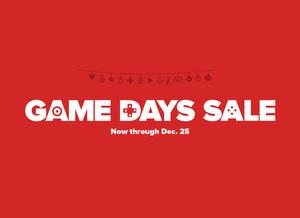 GameStop Pro Days Sale (PowerUp Reward Members)