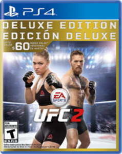 EA Sports UFC 2 Deluxe Edition (PS4)