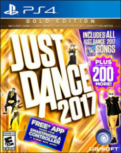 Just Dance 2017 Gold Edition (PS4)