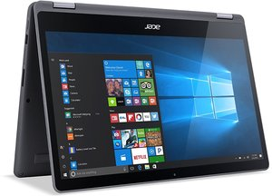 Acer Aspire R 15 Core i7-7500U, 12GB RAM, 1TB HDD, GeForce 940MX, 256GB SSD (Requires Prime)