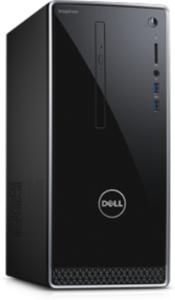 Dell Inspiron 3668 Desktop, Core i3-7100, 8GB RAM, 1TB HDD