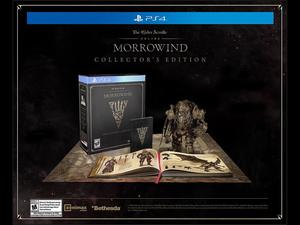 The Elder Scrolls Online: Morrowind - Collector's Edition (PS4)