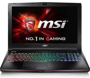 MSI GE62VR Apache Pro-650 Core i7-6700HQ, GeForce GTX 1060, 16GB RAM, 1TB HDD