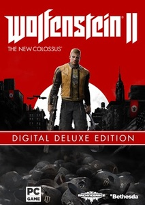 Wolfenstein II: The New Colossus Deluxe Edition (PC Download)