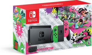 Nintendo Switch Splatoon 2 Bundle (Walmart Exclusive)