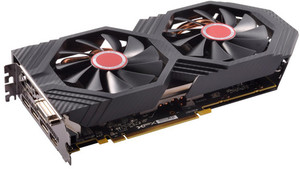 XFX Radeon RX 580 8GB GTS Black Edition Video Card + The Division 2 Gold Edition + World War Z
