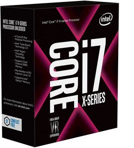 Intel Core i7-7740X Kaby Lake-X 4.3 GHz Desktop Processor